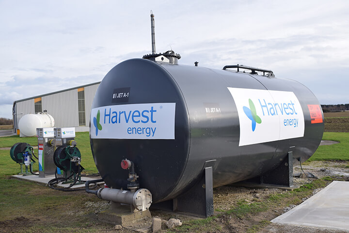 harvest energy aviation