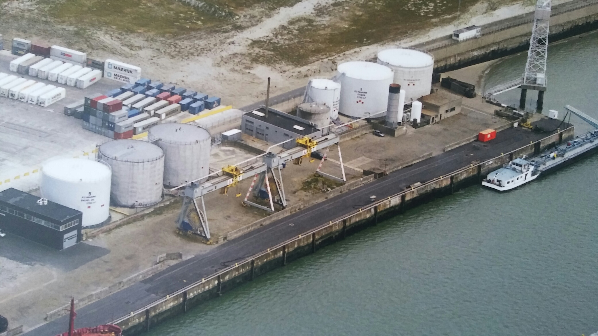 THE PRAX GROUP ACQUIRES OIL TERMINAL IN THE PORT OF ZEEBRUGGE